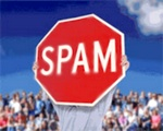 No spam !
